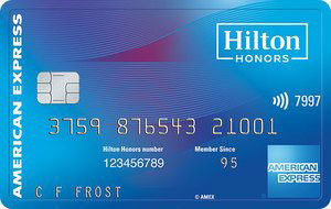 American Express Hilton Honors Card