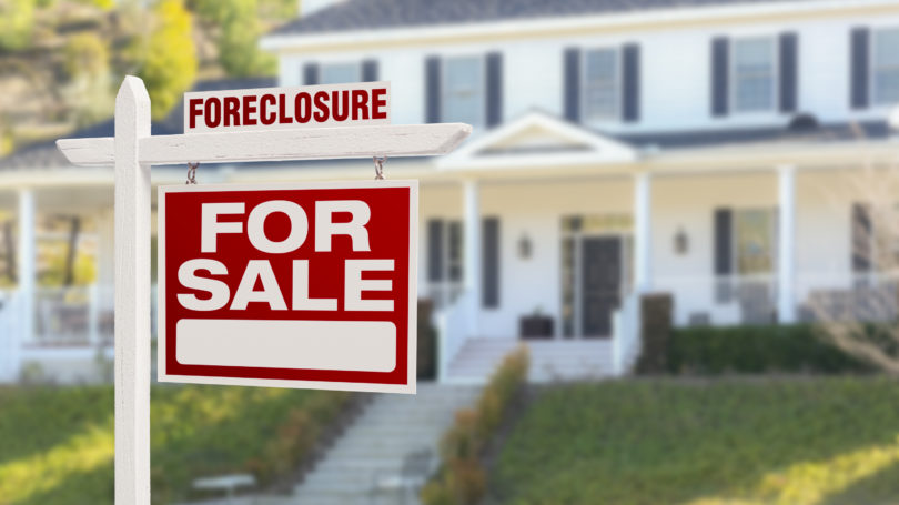 Drawbacks Foreclosure Risk