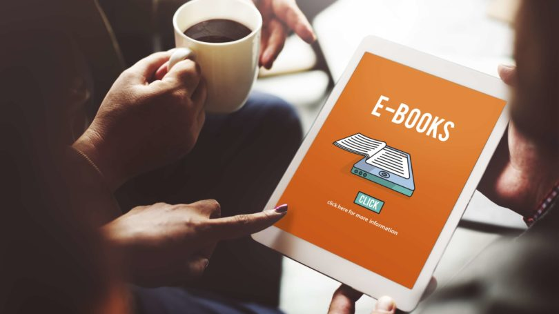 Ebooks Tablet Group Reading