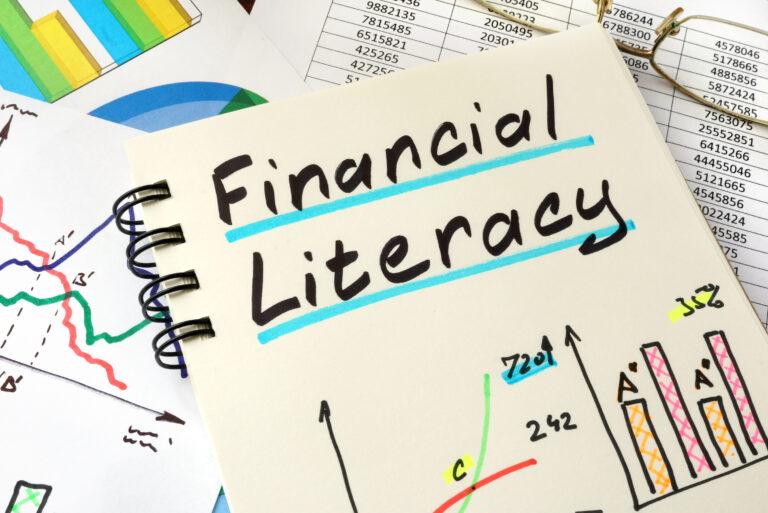 Financial Literacy Notebook Graphs
