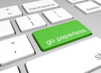 Going Paperless Home