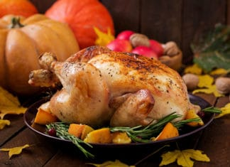 Green Thanksgiving Food Ideas