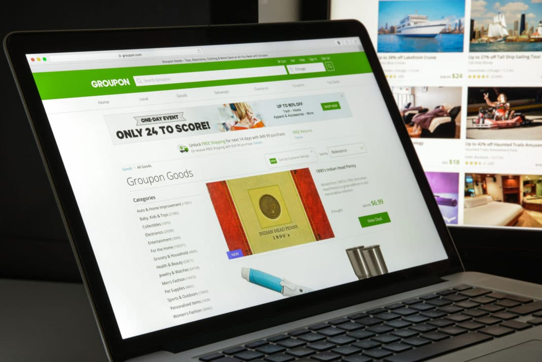 Groupon Business Promote