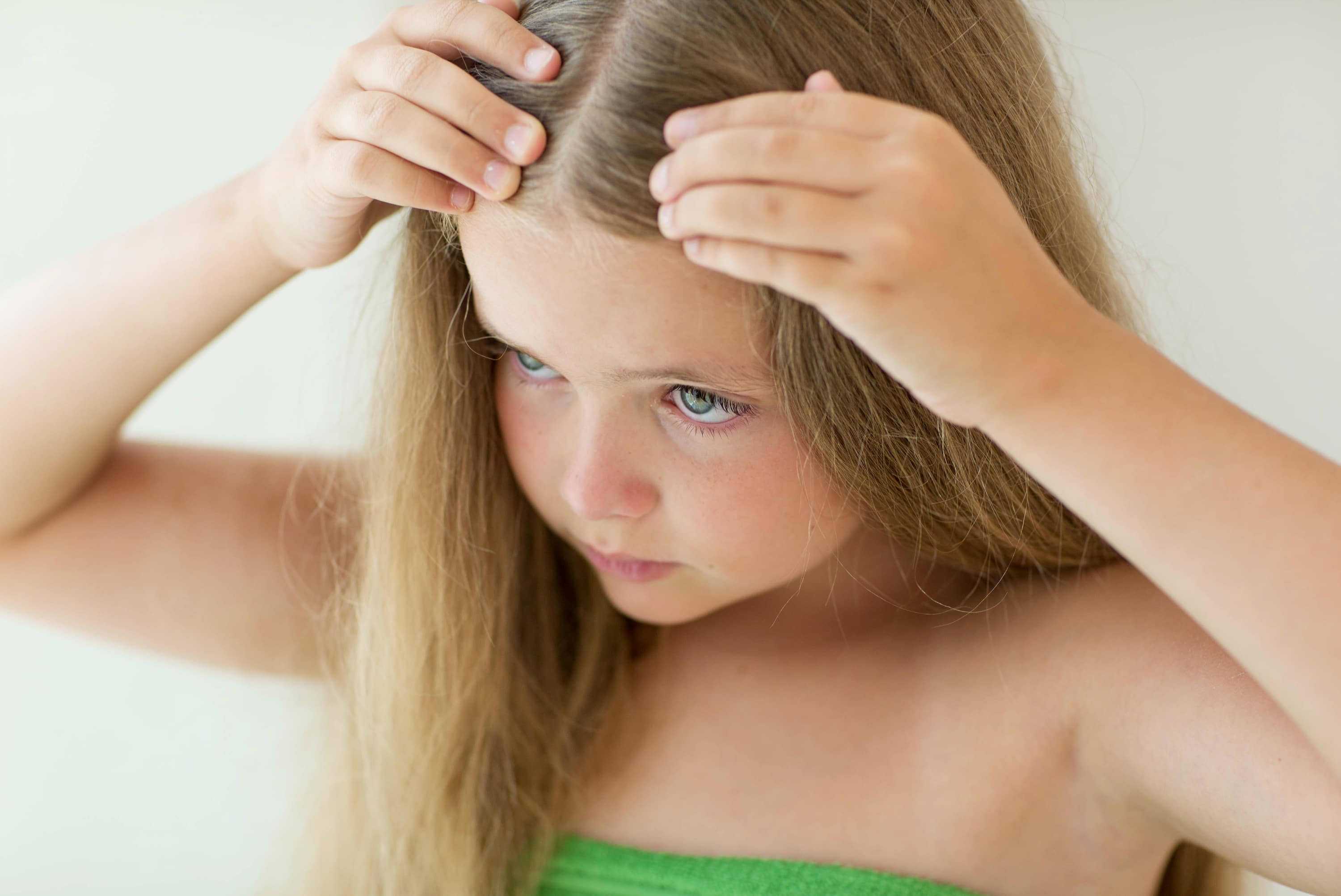 How To Treat Get Rid Of Head Lice In Your Home Fast