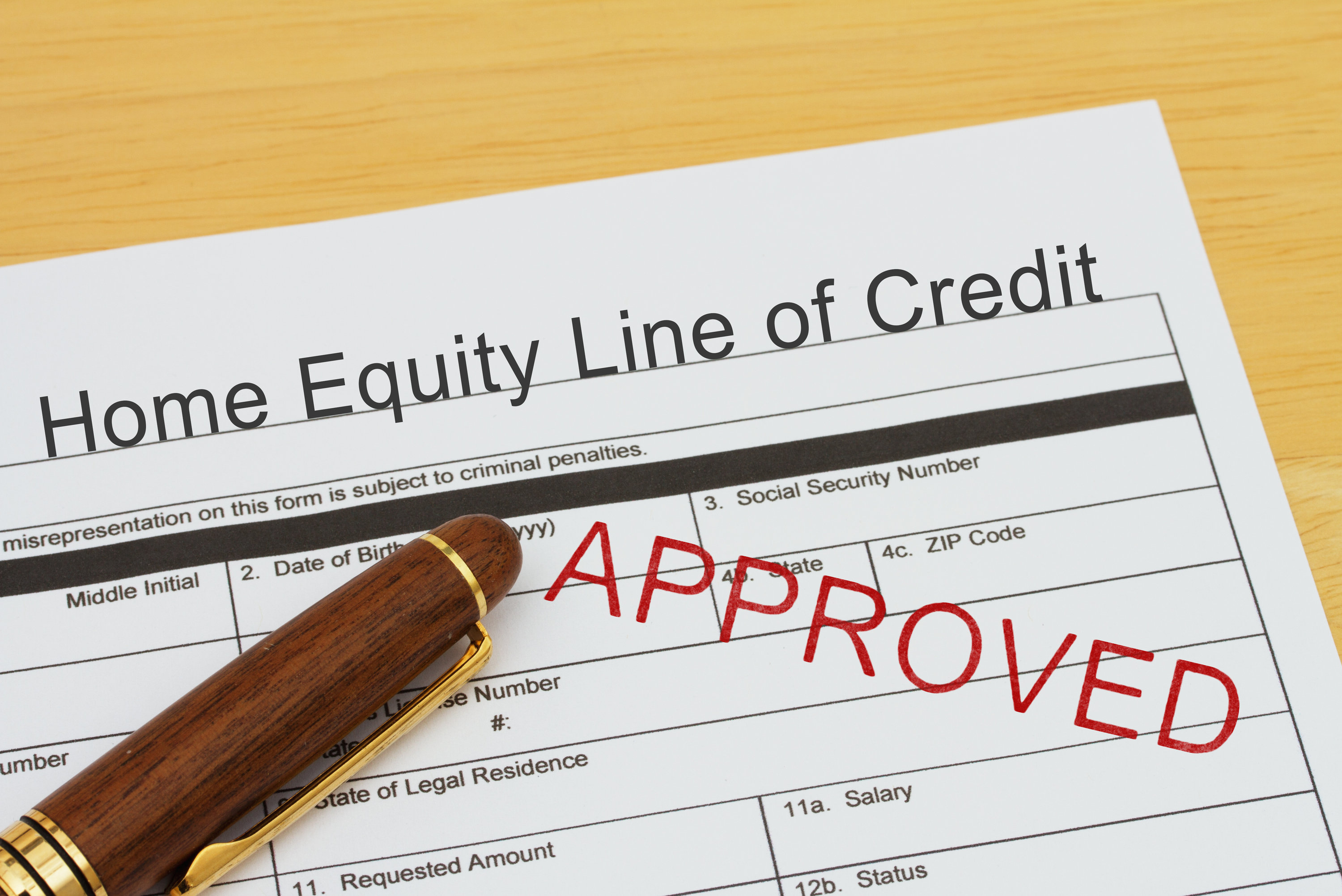 Apply for business line of credit online