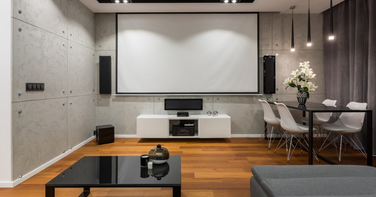 How To Build A Home Movie Theater Room On Budget Installation