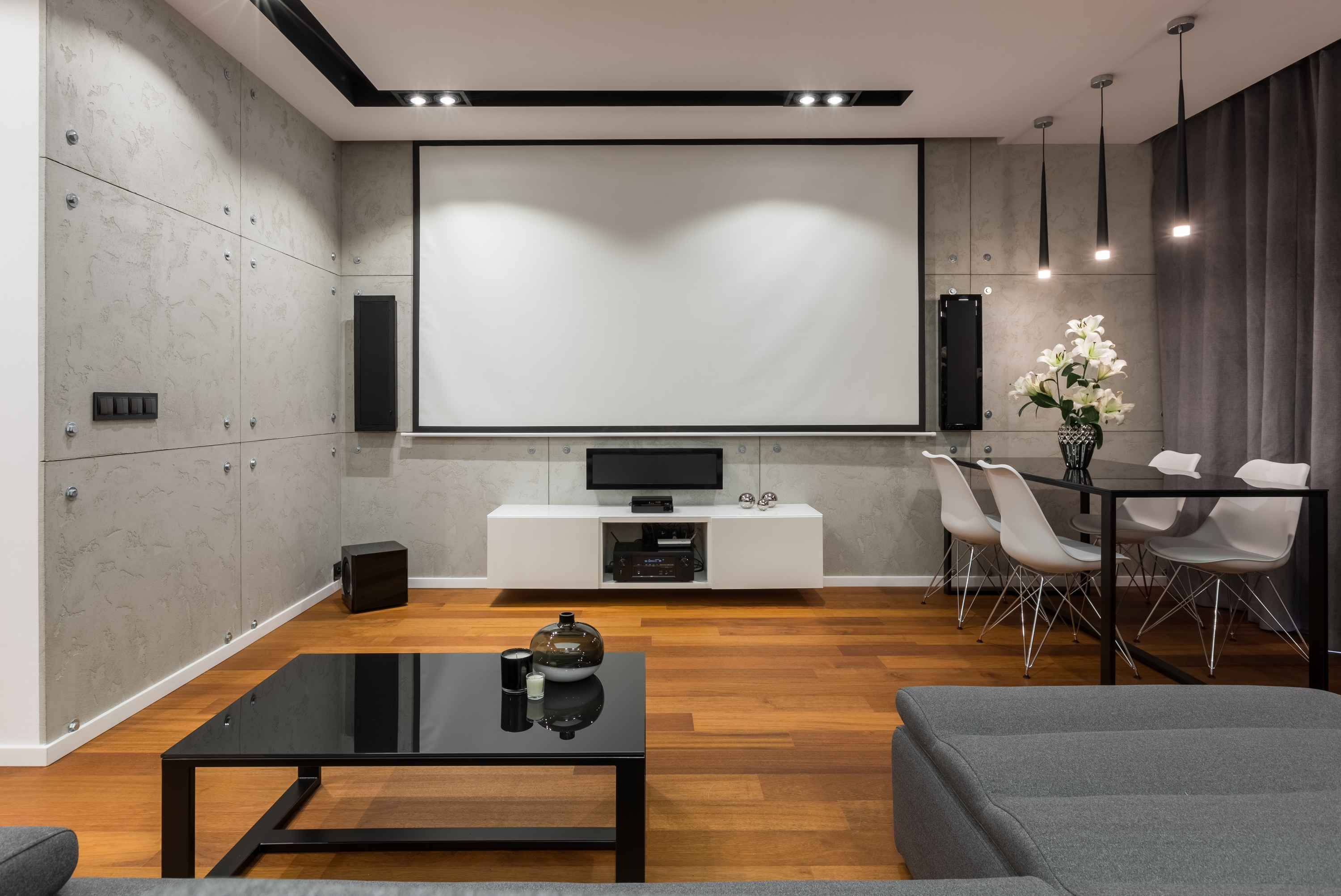 How To Build A Home Movie Theater Room On A Budget