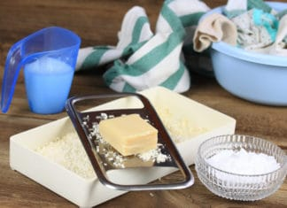 Homemade Laundry Detergent Recipes