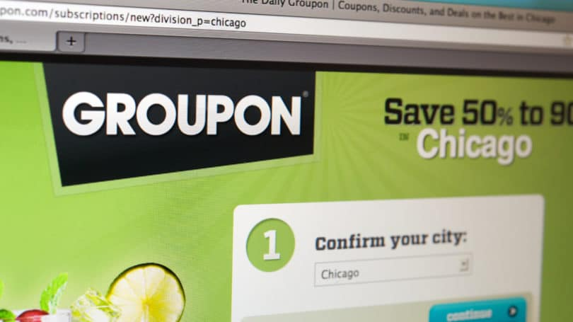 Online Options Groupon
