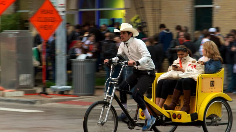 Pedicabs Legal Considerations