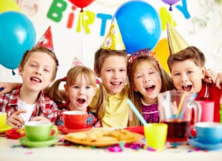 Plan Kids Birthday Party Budget