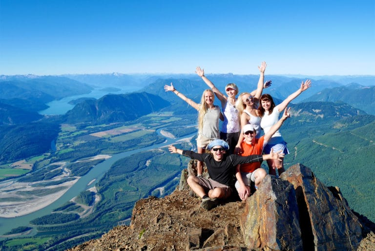 Planning Group Vacation Ideas