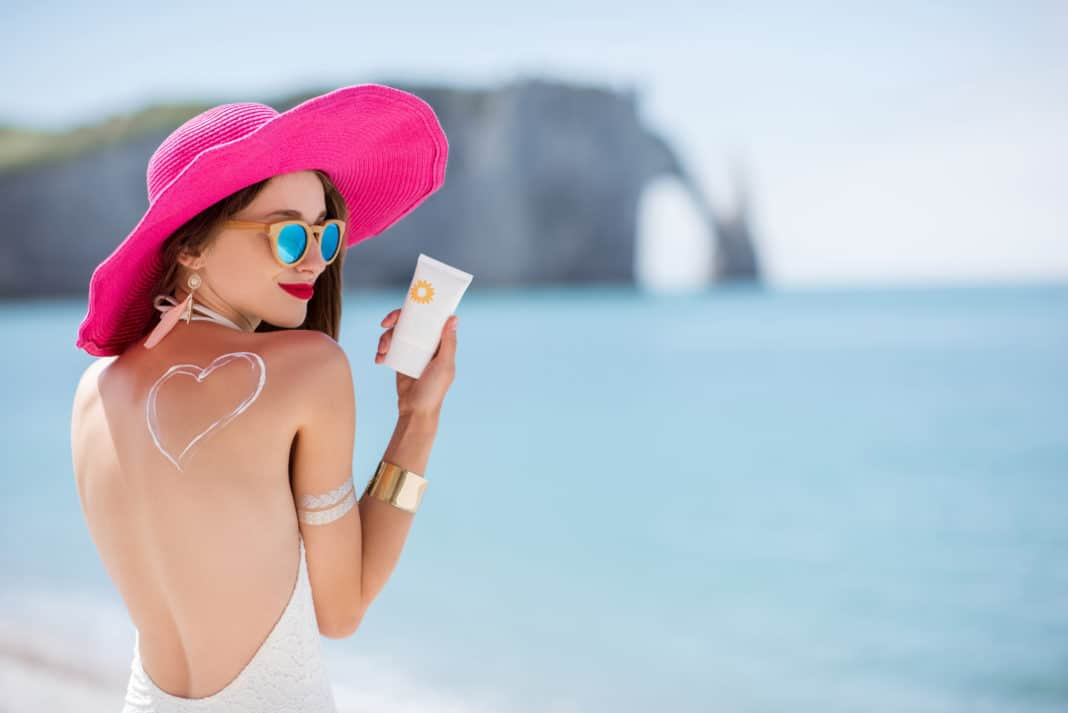 Protect Skin Sun Damage Safety