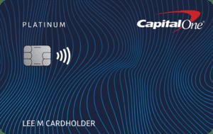 Capital One Platinum Card Art 7 22 20