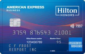 Hilton Honors Amex Card Art 2 6 20