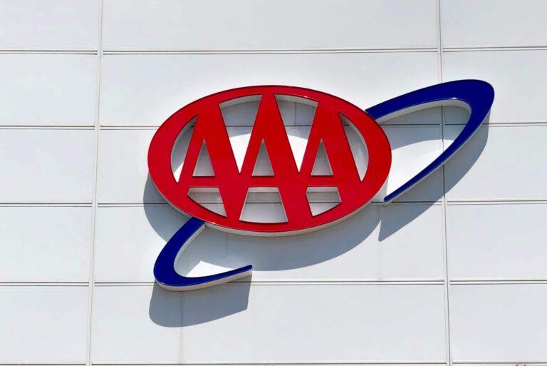 Aaa Insurance Logo Sign