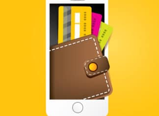Digital Wallet Phone Credit Card Id Information