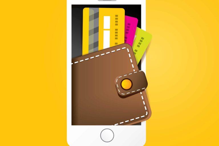 Digital Wallet Phone Credit Card Id Information