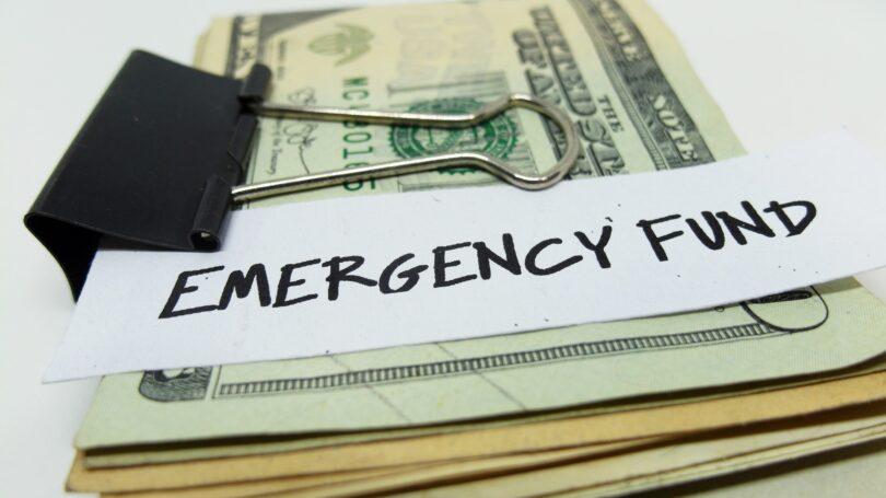 Emergency Fund Cash Wad