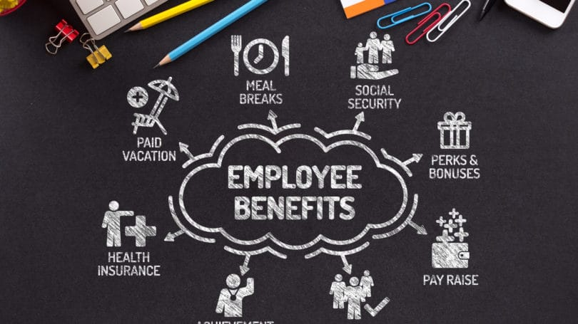 Employee Benefits Perks Bonuses Insurance Vacation