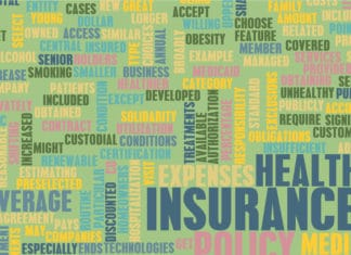 Health Insurance Words