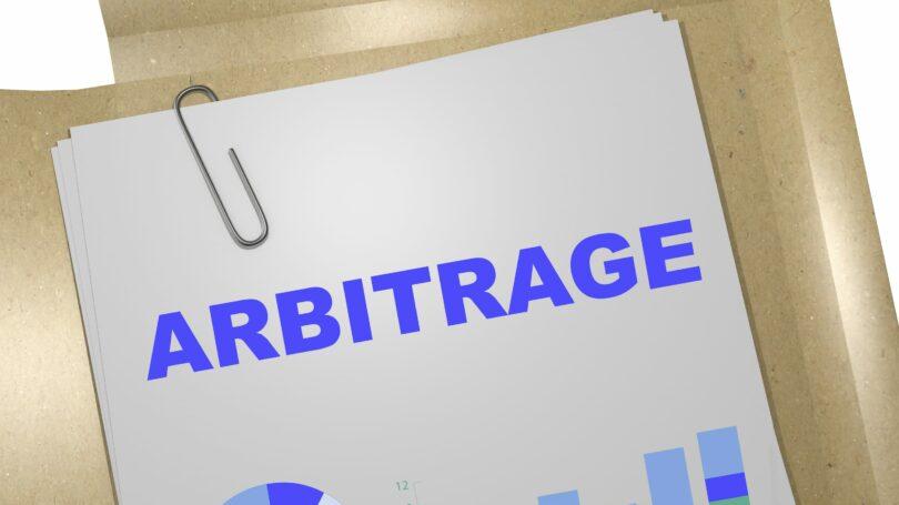 Arbitrage Funds Graphs Portfolio
