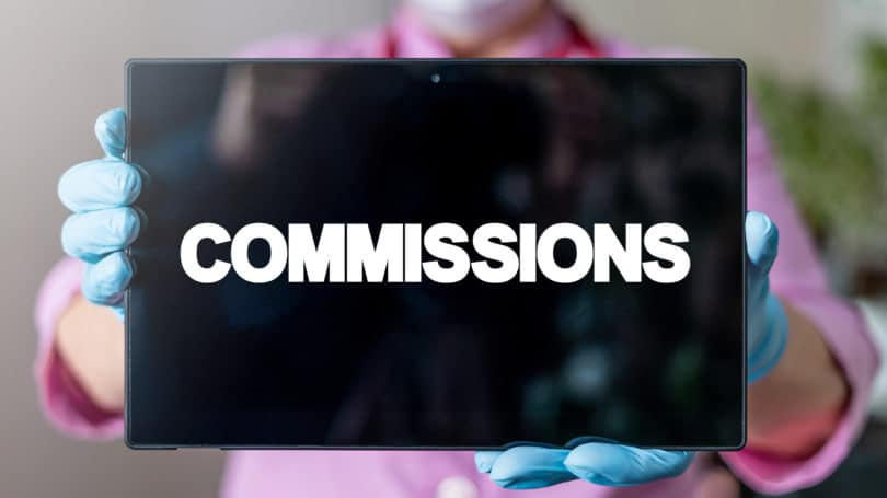 Commissions Sign Doctors Office