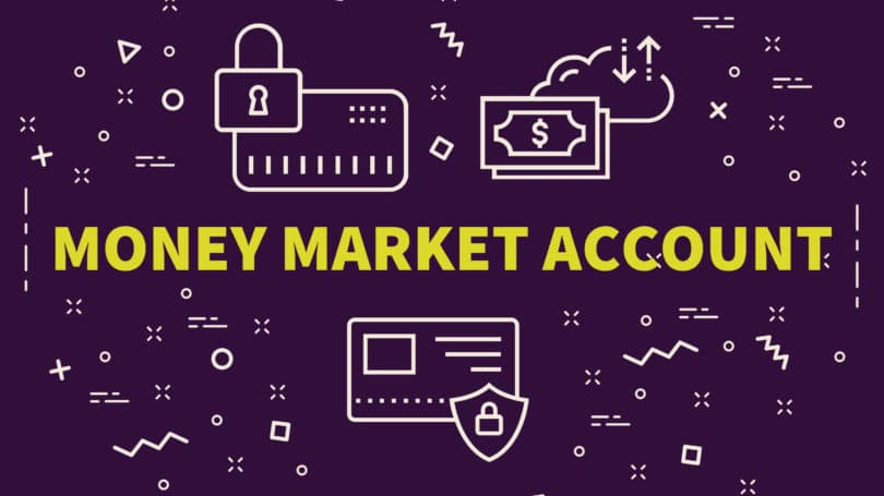 Money Market Account Illustration Graphic