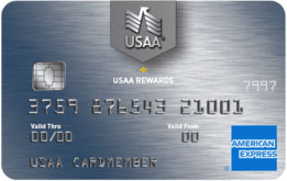 Usaa Rewards American Express Card