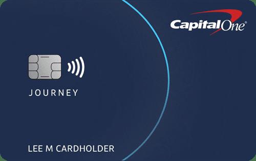 Capital One Journey Card Art 10 21 20