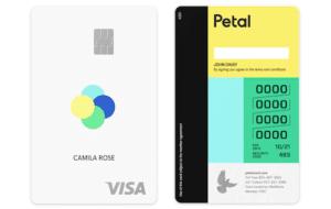 Petal Cash Back Credit Card