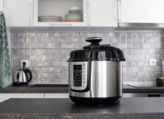 Multi Cooker Kitchen Counter Top