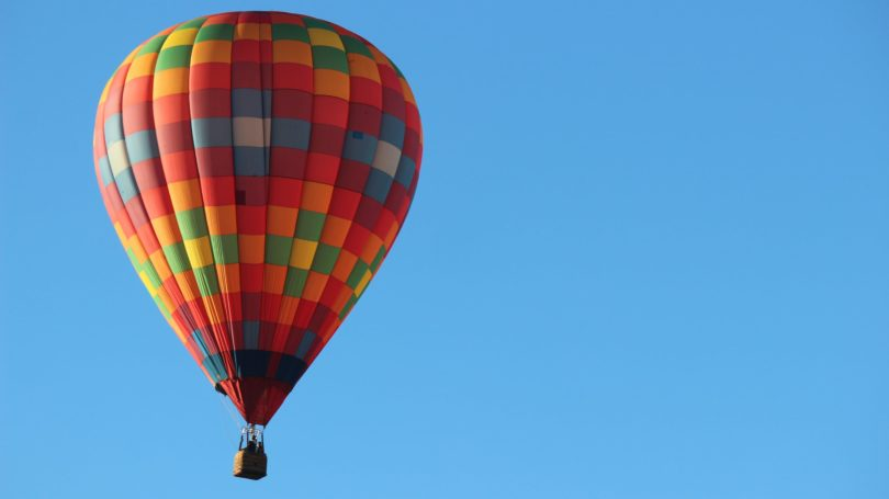 Plano Texas Hot Air Balloon Festival