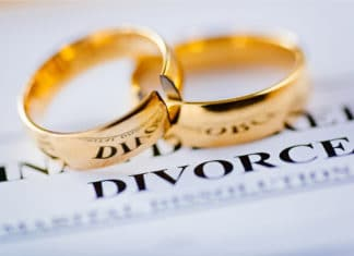 Divorce Broken Wedding Ring