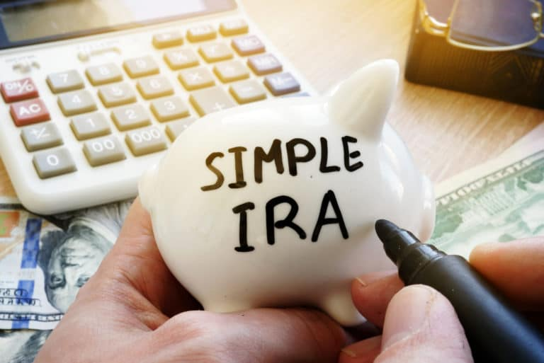 Simple Ira Piggy Bank Marker