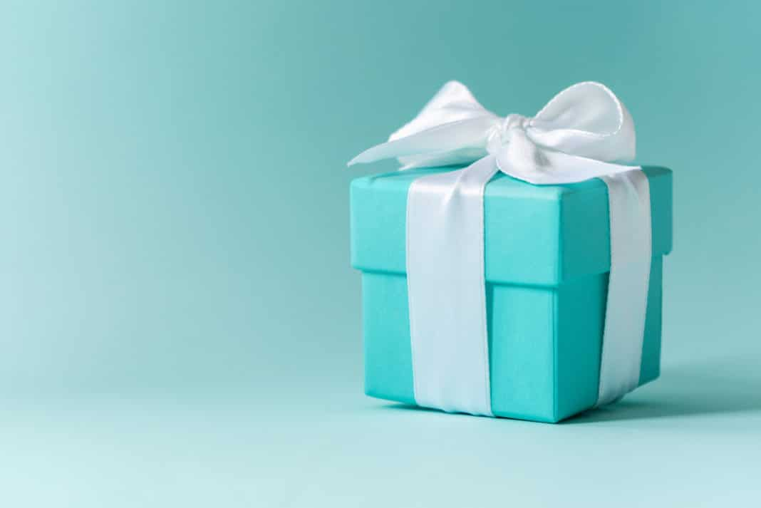 Tiffanys Box Gift Registry