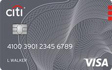 Citi Costco Anywhere Visa Credit Card