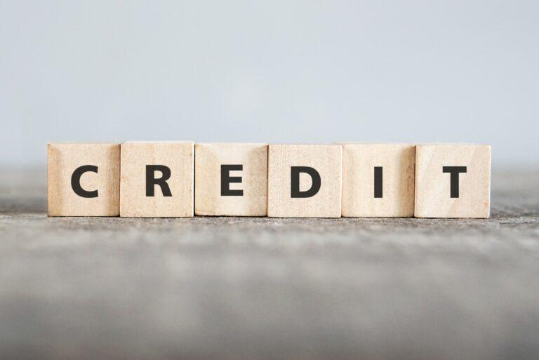 Credit Blocks Letters