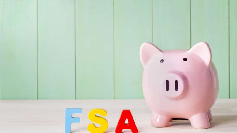 Fsa Piggy Bank Letters
