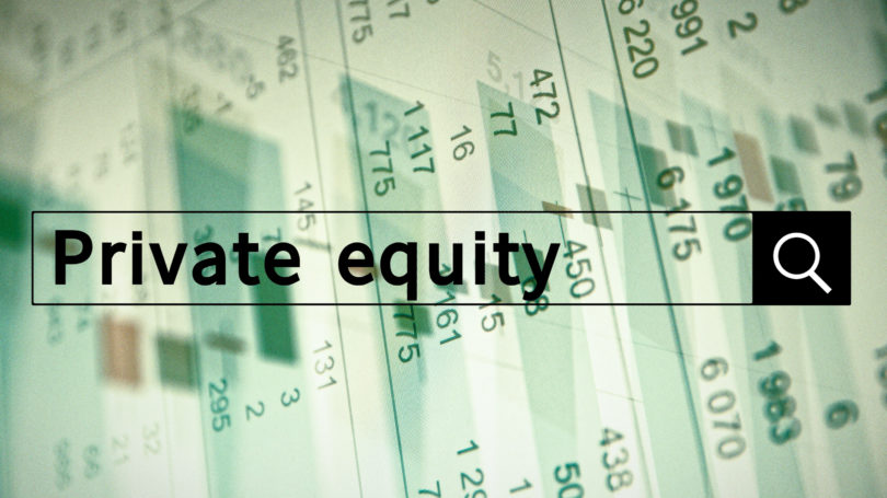 Private Equity Funds Search Bar