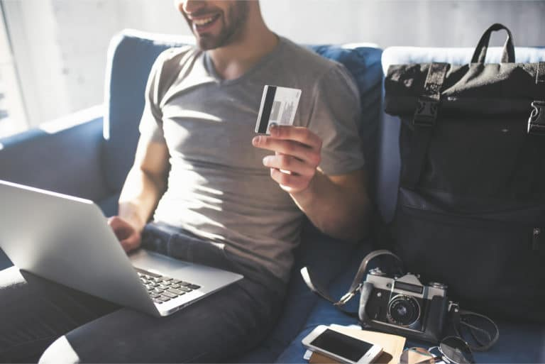 Travel Credit Card Computer Fees