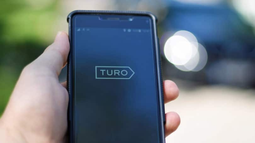Turo Car Renting Company Brand Logo App Phone