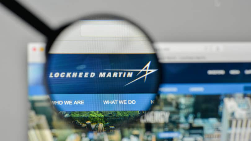 Lockheed Martin Website Missiles Homepage
