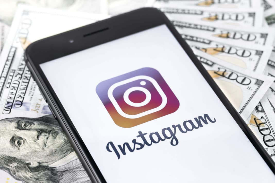 Instagram Phone Money
