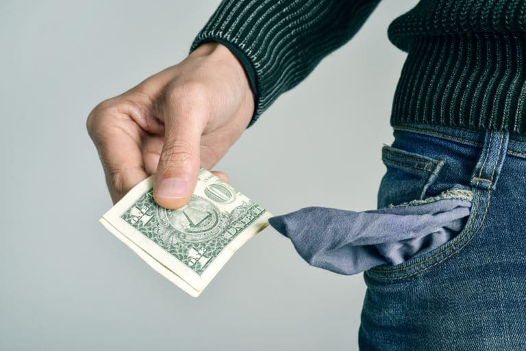 Millennials Money Pocket