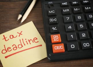 Tax Deadline Calculator