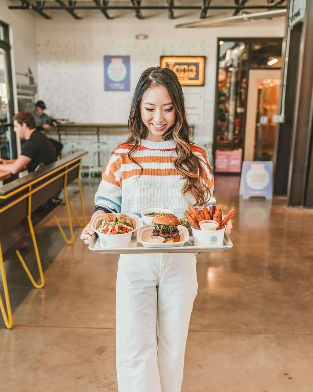 Food Influencer Jane Ko