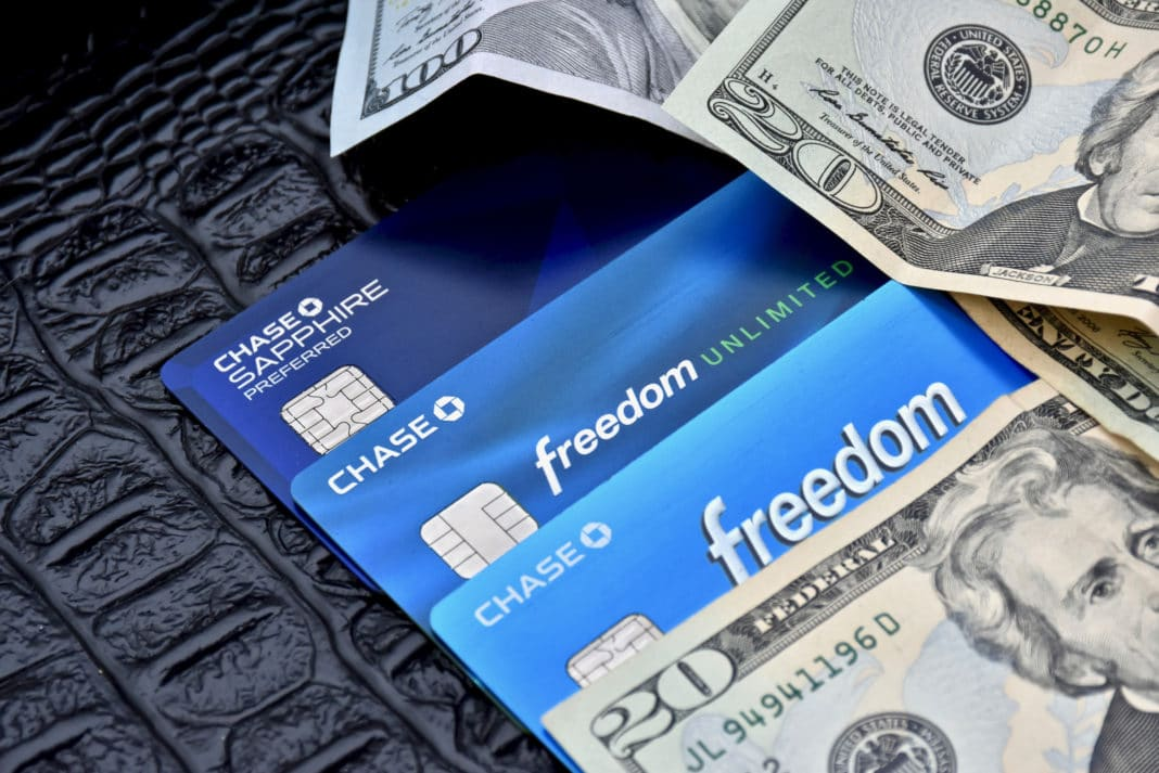 Chase Freedom Credit Cards Cash