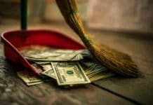 Sweep Money Clean