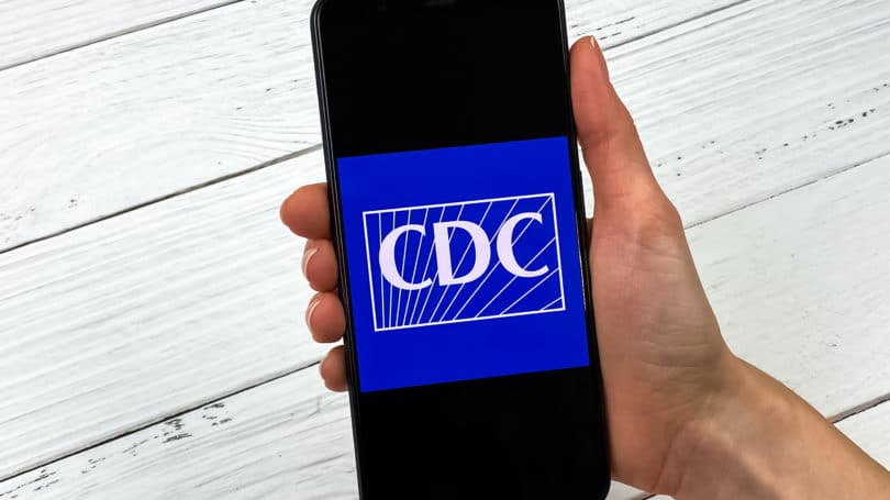 Cdc Phone Hand Table App Center For Disease Control And Prevention
